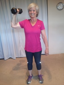 Joan Reached Her Goal