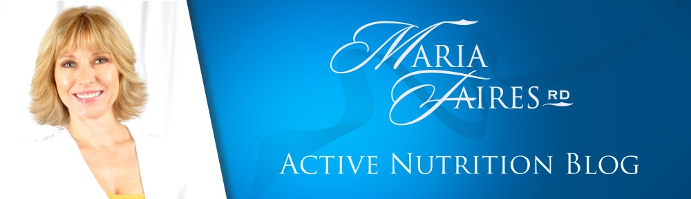 Maria Faires, RD | The Active Nutrition Wellness Blog