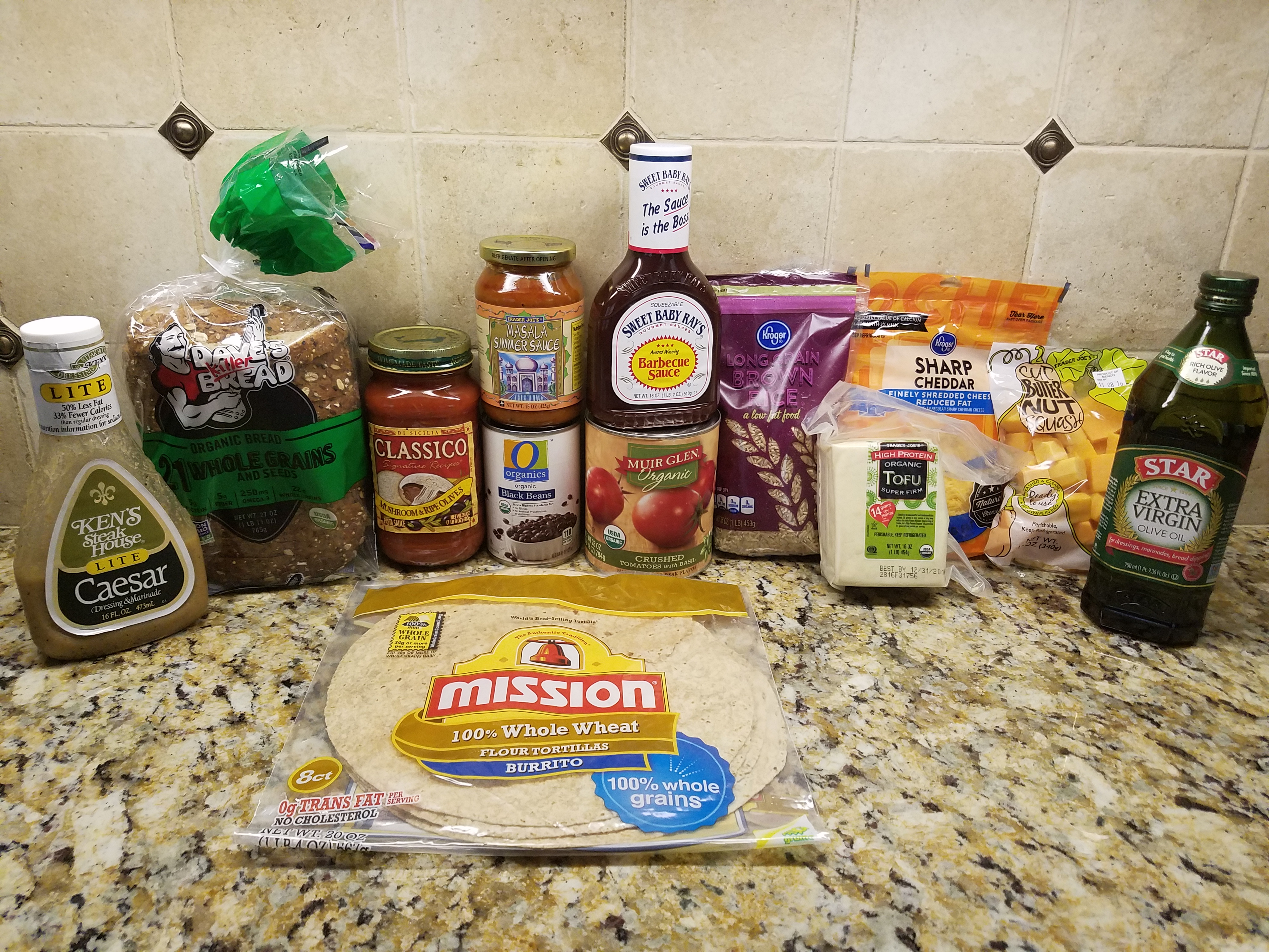Quick and easy minimal cook healthy meal ideas grocery for Recipes with minimal ingredients
